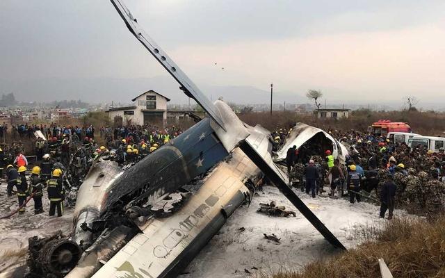 Plane crash: Sadharan Bima to pay $4.2m to US-Bangla
